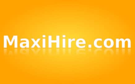 maxihire.com maxihire .com Maxi Hire Concept Names domain name for sale at Sedo